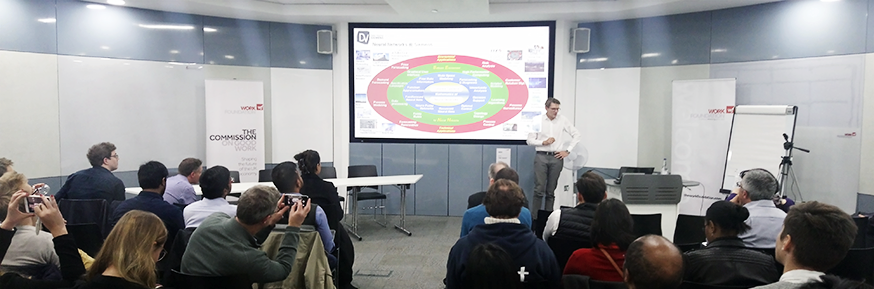 Presentation at the Successful Practitioners' Workshop Tutorial
