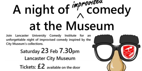 A Night of Improvised Comedy at the Museum