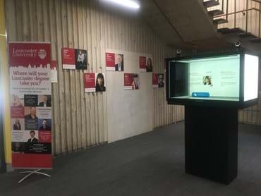 the alumni exhibition