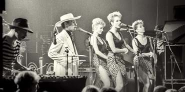 Kid Creole at Lancaster University