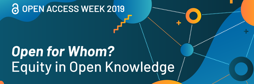 Open Access week banner