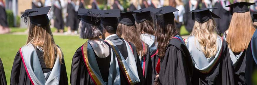 Lancaster University graduates
