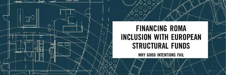 Book cover for Financing Roma Inclusion with European Structural Funds