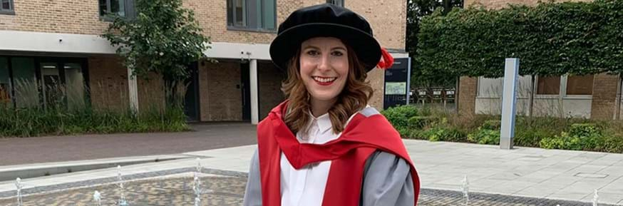 Dr Amy Benstead