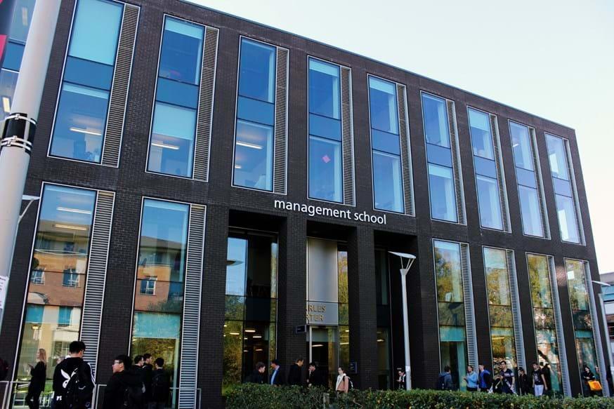 Lancaster University Management School, Charles Carter Building