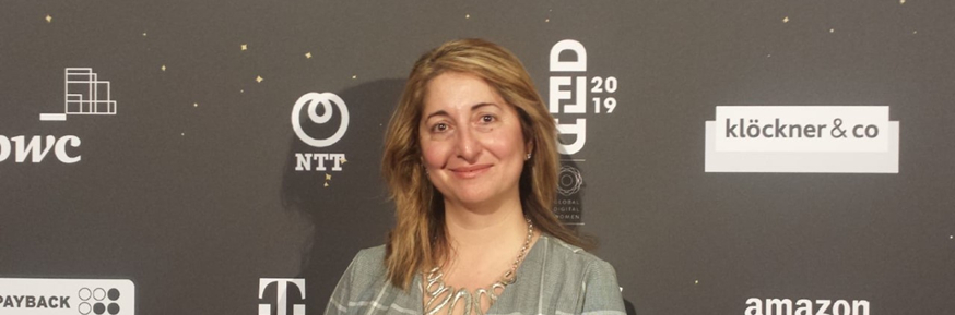 Professor Corina Sas