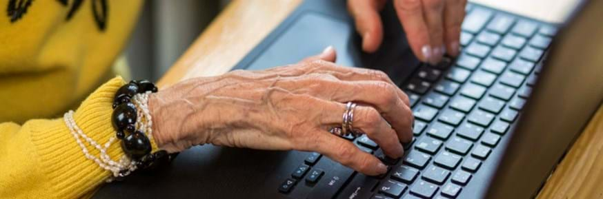Fear of making mistakes and wider concerns about their social responsibility are among reasons why older people are rejecting digital technologies, a new study reveals.