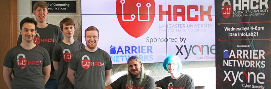 Image of LU Hack Team