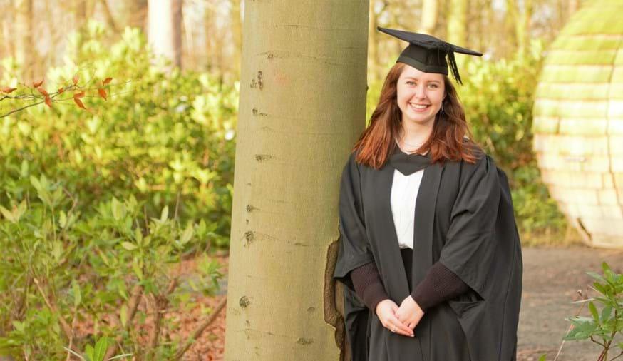 Lancaster University graduate Laura Smith
