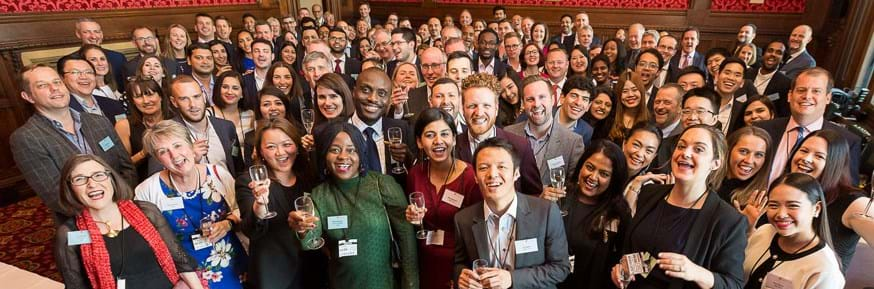 MBA event at House of Commons