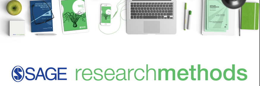 Sage Research Methods - what every researcher needs