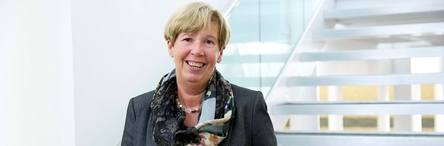 Professor Sue Cox OBE
