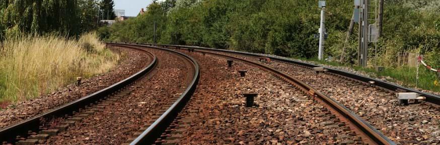 Railway tracks