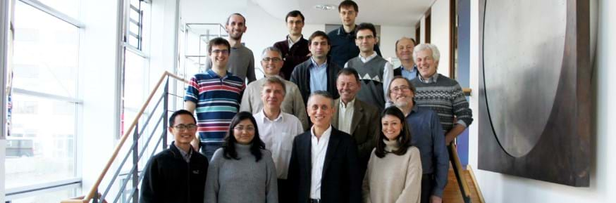 A group picture of consortium researchers