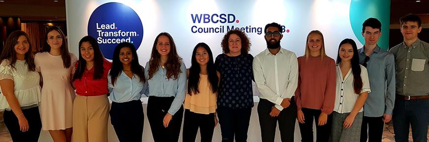 WBCSD student group