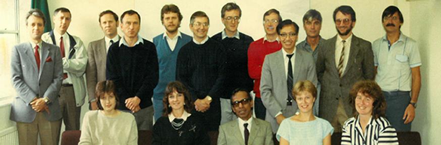 Economics departmental colleagues