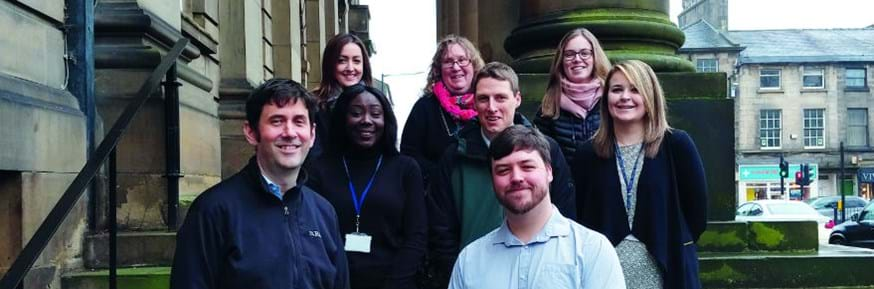 Lancaster alumni working at Lancaster City Council