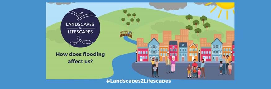 Landscapes to Lifescapes poster image