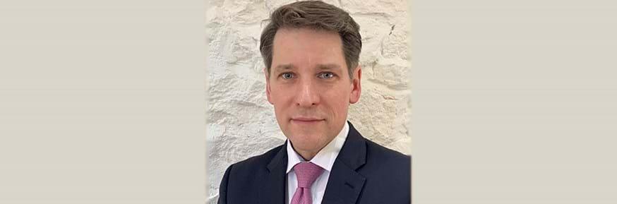 Dr Mark Brewer, the new Academic Dean for Lancaster University Leipzig