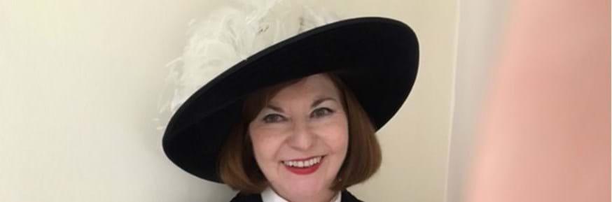 Meryl Dolling, High Sheriff of Bedforshire