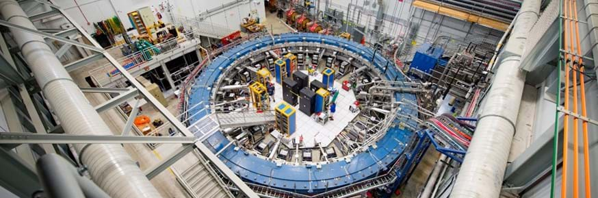 The Muon g-2 experiment