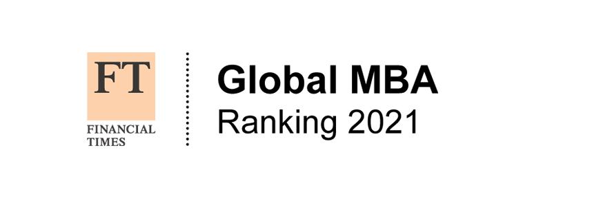 FT Global MBA Ranking 2021 logo
