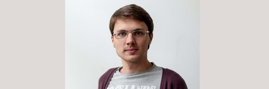 Picture of Dr Pavel Mozgunov