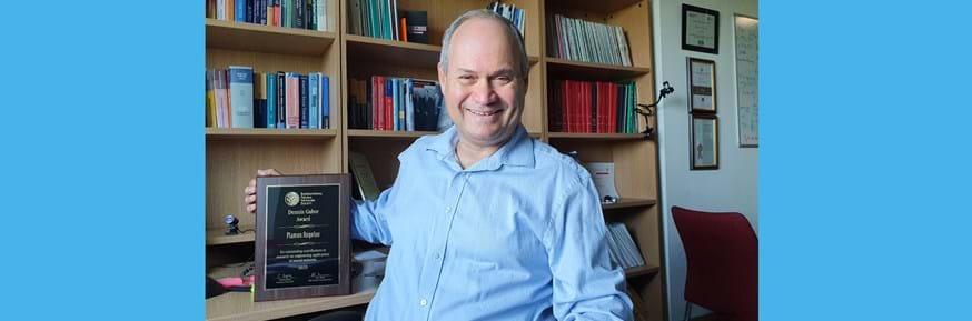 Professor Plamen Angelov