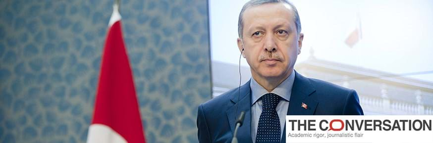 Turkey's President Erdoğan