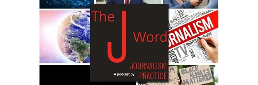 The J Word Podcast logo