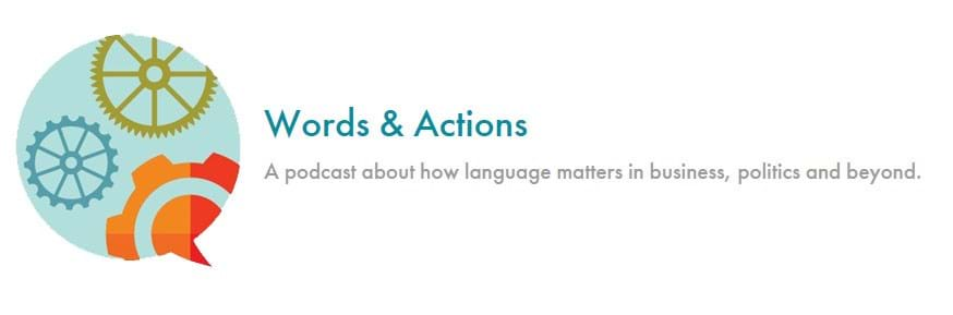 Words and Actions logo